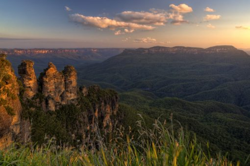 NSW Blue Mountains Three Sisters