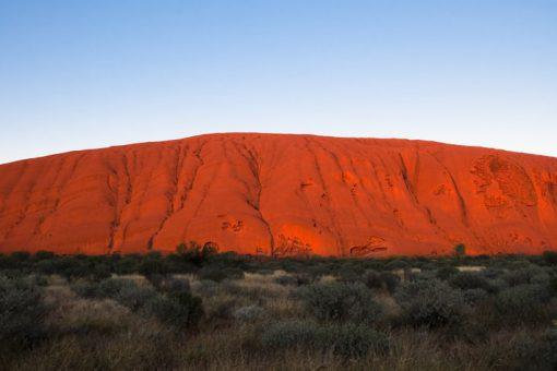Northern Territory Uluru